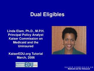 Dual Eligibles