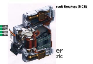 Miniature Circuit Breakers (MCB) Multi 9