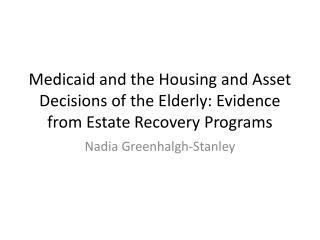 Nadia Greenhalgh-Stanley
