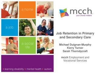 mcch  Employment and Vocational Services