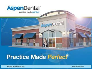 What Does the Concept of Dental Group Practice Mean to You?
