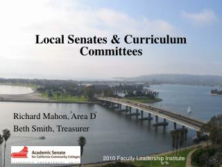 Local Senates & Curriculum Committees