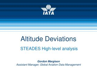 Altitude Deviations