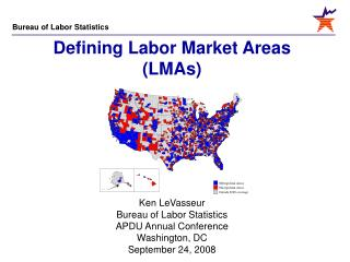 Defining Labor Market Areas (LMAs)