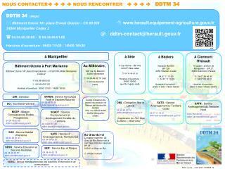 Au Millénaire, 233 rue G. Marconi  34000 Montpellier   04.34.46.62.18 (ser)