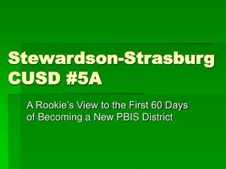 Stewardson-Strasburg CUSD 5A