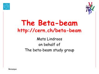 The Beta-beam cern.ch/beta-beam