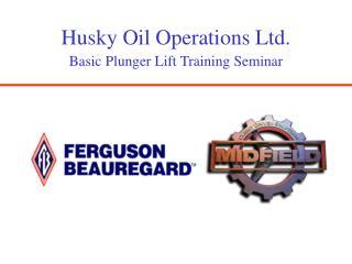 Husky Oil Operations Ltd.