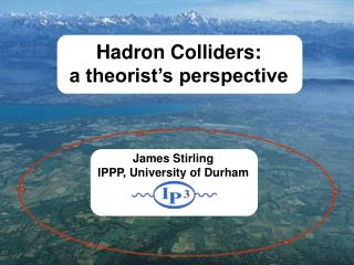 Hadron Colliders: a theorist�s perspective