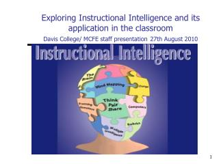 What is Instructional Intelligence?
