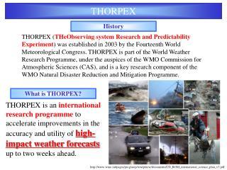 THORPEX