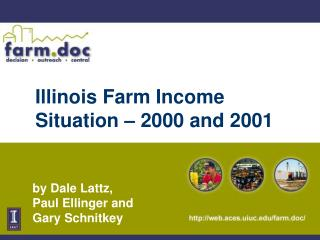 Illinois Farm Income Situation – 2000 and 2001
