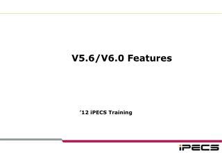 '12 iPECS Training