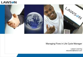 Managing Fixes in Life Cycle Manager