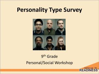 Personality Type Survey