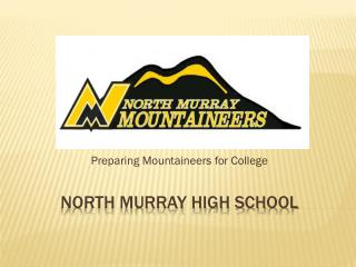 North Murray high school