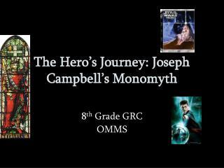 The Hero's Journey: Joseph Campbell's Monomyth