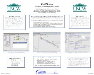 GridNexus A Grid Services Scientific Workflow System