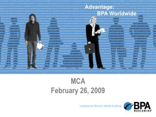 MCA February 26, 2009