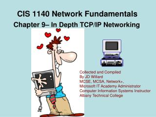 CIS 1140 Network Fundamentals