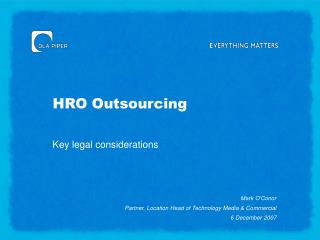 HRO Outsourcing