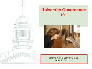 University Governance 101