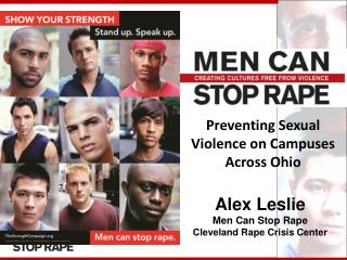Preventing Sexual Violence on Campuses Across Ohio