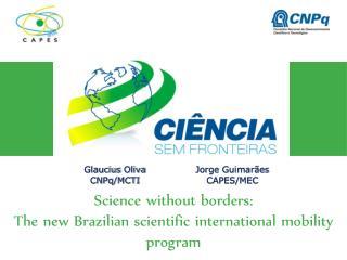 Glaucius  Oliva CNPq/MCTI