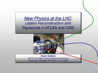 New Physics at the LHC : Lepton Reconstruction and Signatures in ATLAS and CMS