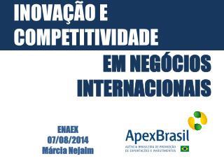 InOVA��O  e  competitividade
