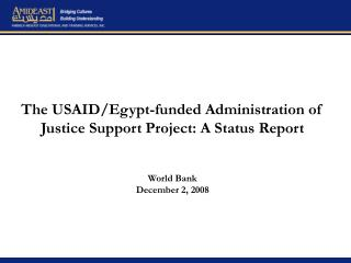 The USAID