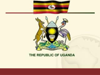 THE REPUBLIC OF UGANDA