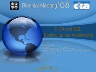 Biennial Meeting