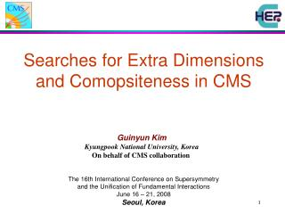 Searches for Extra Dimensions  and Comopsiteness in CMS