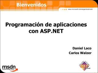 Programaci n de aplicaciones  con ASP
