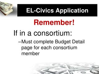 EL-Civics Application