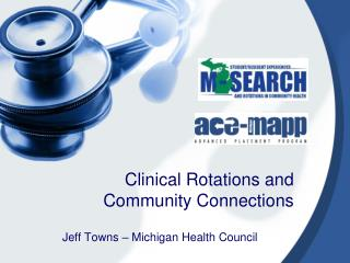 Jeff Towns � Michigan Health Council