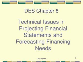 DES Chapter 8