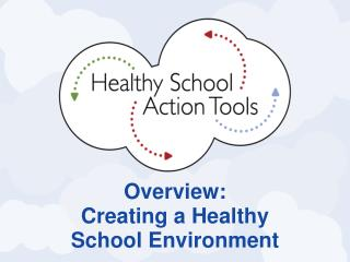 Overview:  Creating a Healthy  School Environment