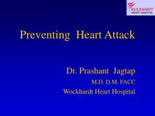 Preventing  Heart Attack