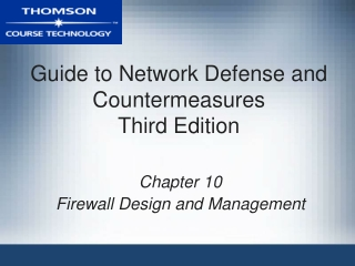 Open Source Firewalls  Routers