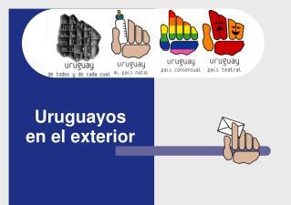Uruguayos en el exterior