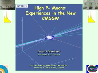 High P T  Muons: Experiences in the New CMSSW