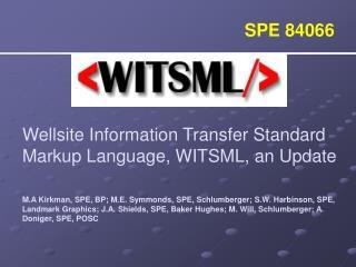 SPE 84066