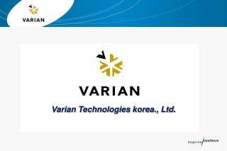 Varian Technologies korea., Ltd.