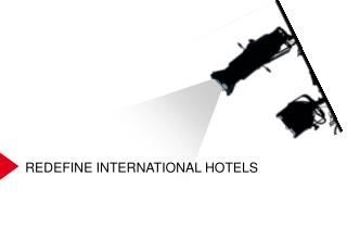 REDEFINE INTERNATIONAL HOTELS