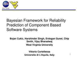Bayesian Framework for Reliability Prediction of Component Based Software Systems
