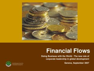 Financial Flows