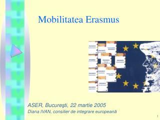 Mobilitatea Erasmus
