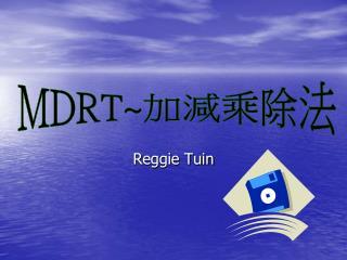R eggie Tuin